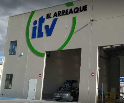 ITV El Arreaque en Mula