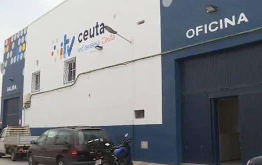 ITV Muelle de Poniente en Ceuta