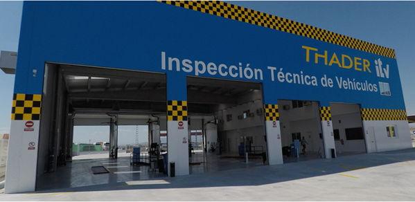 ITV Thader en Molina de Segura